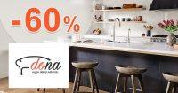 Outlet nábytku so zľavami až -60% na Dona-shop.sk