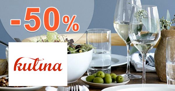 Outlet výpredaj až -50% na Kulina.sk