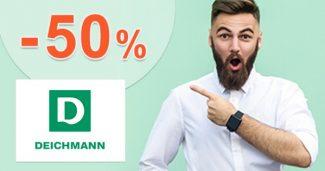 Pánske peňaženky až -50% zľavy na Deichmann.sk