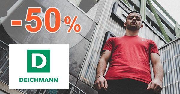 Pánske ruksaky a kufre až -50% na Deichmann.sk