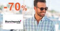 Pánska móda až -70% na BlanchePorte.sk