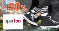 Pánska obuv v akcii až -50% zľavy na Spartoo.sk
