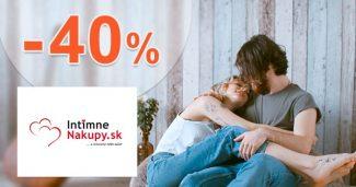 Dámske feromóny až do -40% na IntimneNakupy.sk