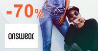 Pánske tričká a polo tričká až -70% na Answear.sk