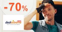 Akcie na drony a roboti až -70% zľavy na DealeXtreme.com