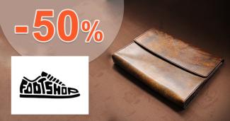 Pánske peňaženky až -50% zľavy na FootShop.sk