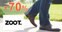 Pánske topánky vo výpredaji až -70% na ZOOT.sk
