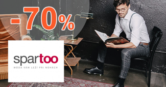 Pánsky outlet tovar až -70% zľavy na Spartoo.sk