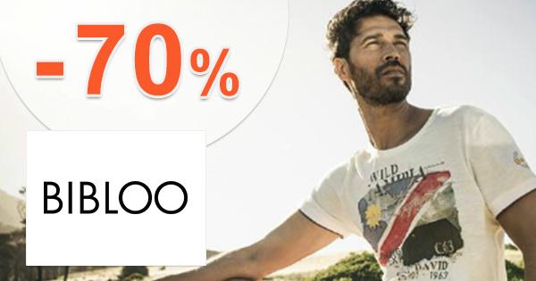 Zľavy na módu pre pánov až -70% zľavy na Bibloo.sk