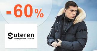 Výpredaj doplnkov až do -60% zľavy na Suteren.sk