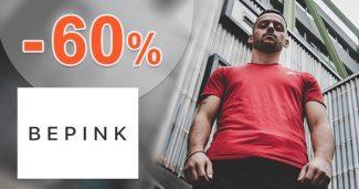 Pánsky sortiment až do -60% zľavy na BePink.sk