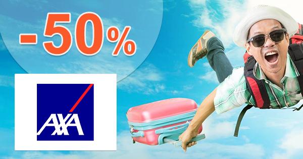 Poistenie batožiny -50% zľava na AXA-assistance.sk
