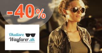 Polarizačné okuliare až -40% zľavy na OkuliareWayfarer.sk