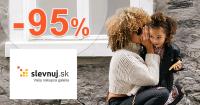Akciový sortiment až -95% zľavy na Slevnuj.sk