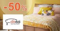 Posledné kusy nábytku až do -50% na Dona-shop.sk