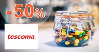 Potravinové dózy až -50% zľavy na Tescoma.sk