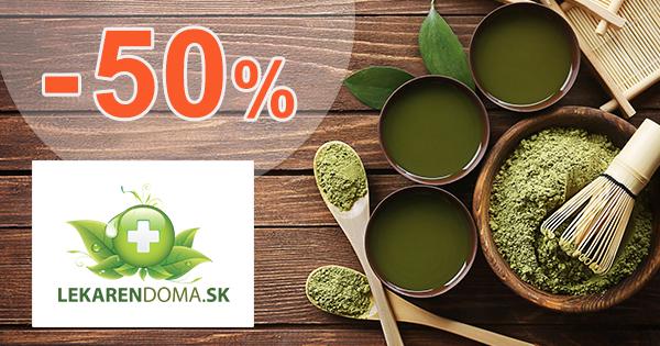 Prírodná kozmetika až -50% zľavy na LekarenDoma.sk
