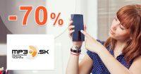Výpredaj mobilných doplnkov až do -70% na MP3.sk