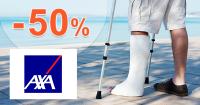 Pracovné poistenie do zahraničia -50% zľava na AXA-assistance.sk