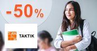 Učebnice pre cudzie jazyky až do -50% na Taktik.sk