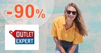 Predsezónny výpredaj až -90% zľavy na OutletExpert.sk