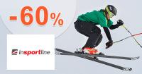 Prilby na lyže až -60% zľavy na inSPORTline.sk