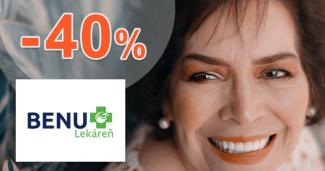 Až -40% na Biodermu + darček na BenuLekaren.sk