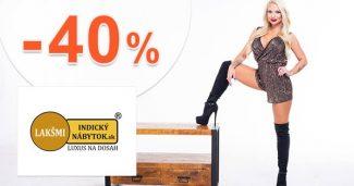 Jedálenské stoly až do -40% na IndickyNabytok.sk