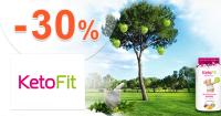 Proteínové kaše až -30% zľavy a akcie na KetoFit.sk