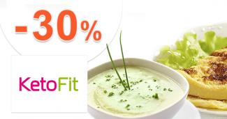 Proteínové polievky až do -30% zľavy na KetoFit.sk