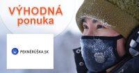 Rúško zadarmo navyše k nákupu na PekneRuska.sk
