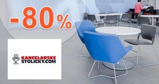 Rozbalené až do -75% na KancelarskeStolicky.com