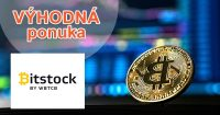 Nákup BitCoinu aj bez registrácie na Bitstock.com