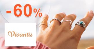 Súpravy šperkov vo výpredaji až -60% na Vivantis.sk