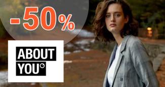 Výpredaj na dámske saká až -50% na AboutYou.sk