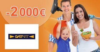 Samsung cashback až -2000€ za nákup na Datart.sk