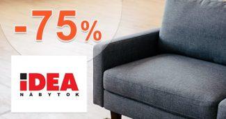 Sedačky v akcii až -75% zľavy na IDEA-nabytok.sk