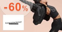 Sezónne zľavy až do -60% na GangstaGroup.sk