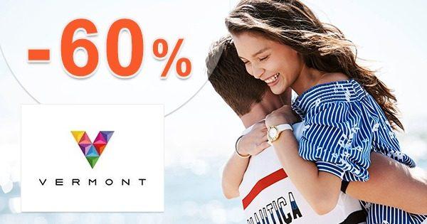 Výpredaj exkluzívnej módy až -60% na Vermont.sk