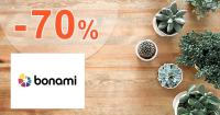 Skladovky so zľavou až -70% na Bonami.sk