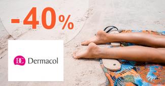 Slnečná kozmetika až -40% zľavy na Dermacol.sk