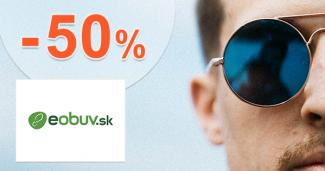 Pánske slnečné okuliare až -50% na eObuv.sk