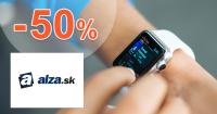 Fitness náramky v akcii až -50% zľavy na Alza.sk