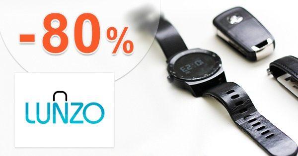 Sortiment elektroniky v akcii až do -80% na Lunzo.sk