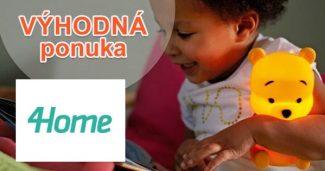 Sortiment pre deti vo výpredaji na 4Home.sk