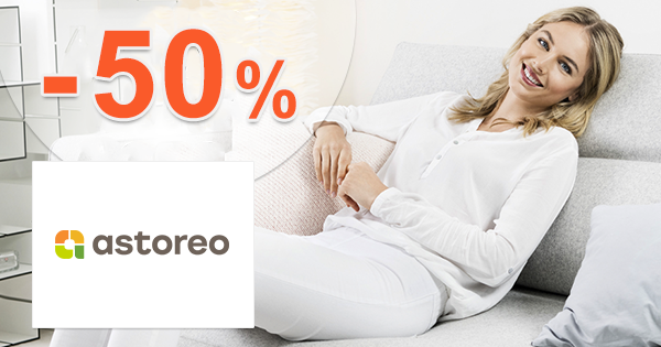 Sortiment pre domov až -50% zľavy na Astoreo.sk