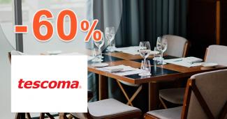 Sortiment pre stolovanie až -60% na Tescoma.sk
