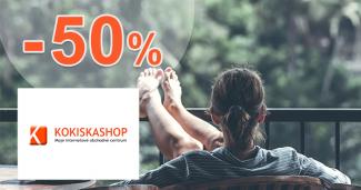 Sortiment pre záhradu až -50% na KokiskaShop.sk