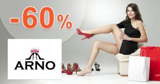 Sortiment tovaru v akcii až do -60% na Arno-obuv.sk