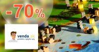 Spoločenské hry so zľavami až -70% na Venda.sk